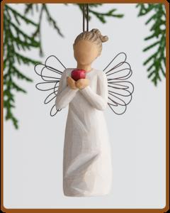 """27468 Willow Tree Figur """"Du bist die Beste"""""""