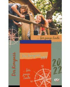 Der Kompass - Abreißkalender 2022
