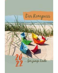 Der Kompass - Buchkalender 2022