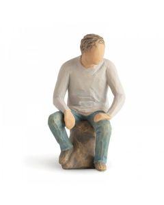 """Wilow Tree Figur """"My Guy / Mein Mann"""""""