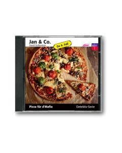 (CD) Jan & Co. - Pizza für d'Mafia (De 8. Fall)