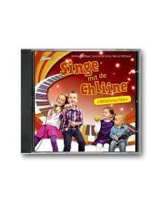 Singe mit de Chliine - Wiehnachte (CD)