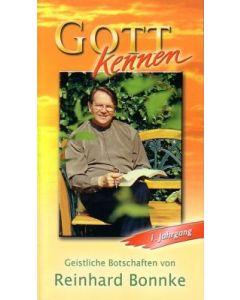 Gott kennen - Geistliche Botschaften 1 (Occasion)