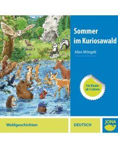 (CD) Sommer im Kuriosawald (Hochdeutsch)