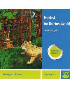 (CD) Herbst im Kuriosawald (Hochdeutsch)