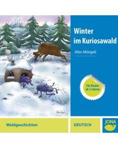 (CD) Winter im Kuriosawald (Hochdeutsch)