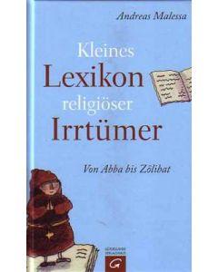 Kleines Lexikon religiöser Irrtümer (Occasion)