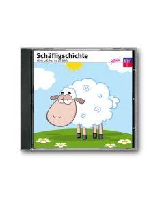 CD Schäfligschichte ( Mundart-Chinderhörspiel )