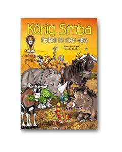 """Bilderbuch zu CD-Musical """"König Simba - Freiheit isch nid alles"""""""