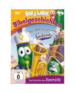 DVD Bibelgeschichten - Das Abenteuer von Gideon (Occasion)