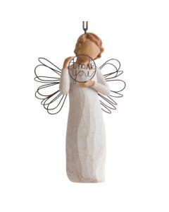 """26193 Willow Tree Figur """"Für Dich. Engel (Aufhänger)"""""""