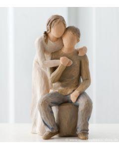 """26439 Willow Tree Figur """"Du und Ich"""""""