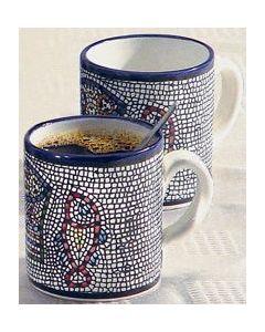 Henkelbecher Mosaik
