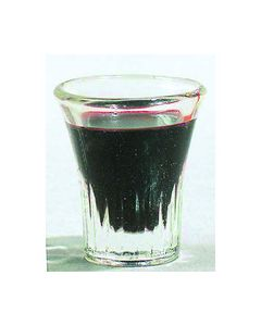20 Communion Glasses - Each glass is 1 1/2'' high