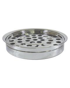 Glashalter für 40 Gläser (Stahl)