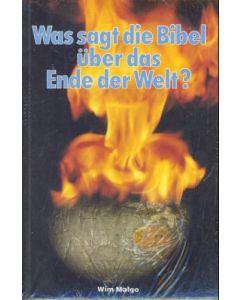 Was sagt die Bibel über das Ende der Welt? (Occasion)