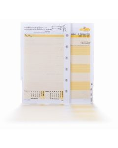 simplifyer-Kalendarium 1 Wo. 2 Seiten