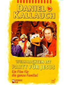 Weihnachten ist Party für Jesus - DVD