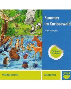 (CD) Summer im Kuriosawald (Mundart)