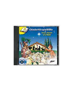 CD Jesus chunnt uf d'Wält - ChinderHörspielBible 14