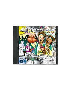 CD Jesus wird aktiv - ChinderHörspielBible 15