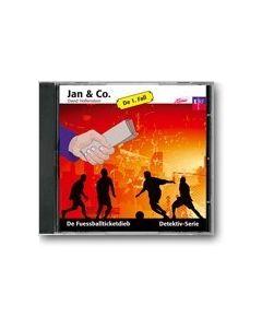 (CD) Jan & Co. - De Fuessballticketdieb - De 1. Fall