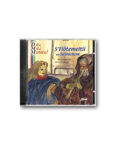 CD S'Flötemeitli vo Bethlehem