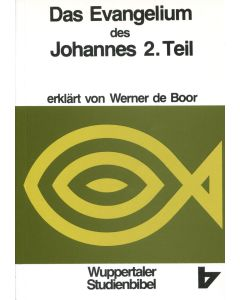 Das Evangelium des Johannes 2. Teil (Occasion)