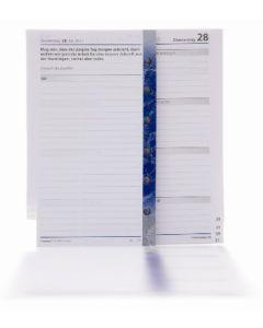 tempus.365/2, 1 Tag auf 2 Seiten