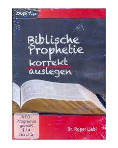 DVD Biblische Prophetie korrekt auslegen (Occasion)