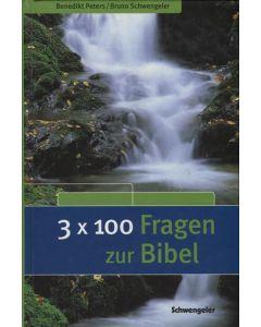 3 x 100 FAGEN zur BIBEL  (Occasion)