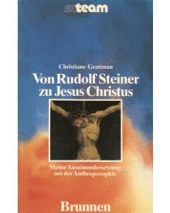 Von Rudolf Steiner zu Jesus Christus  (Occasion)