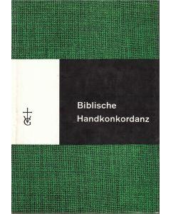 Biblische Handkonkordanz (Luther) (Occasion)