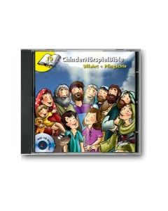 CD Uffahrt + Pfingschte - ChinderHörspielBible 19