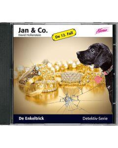 (CD) Jan & Co. - De Enkeltrick(De 12. Fall)