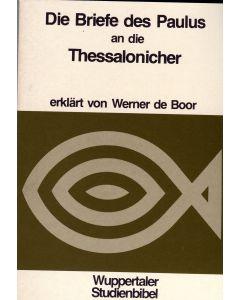 Die Briefe des Paulus an die Thessaloniker  (Occasion)