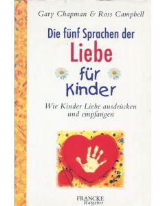 Die fünf Sprachen der Liebe für Kinder (Occasion)