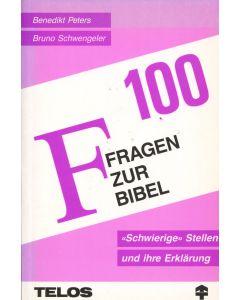 Bd.1 100 Fragen zur Bibel (Occasion)