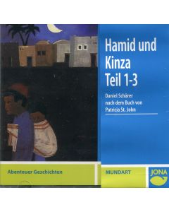 (CD-Set Teil 1-3) Hamid & Kinza - Schweizerdeutsch