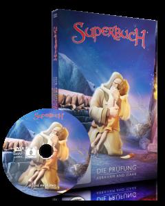 DVD Superbuch 1. Staffel - 2. Teil  - Die Prüfung