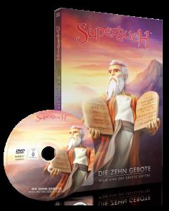 DVD Superbuch 1. Staffel - 5. Teil  - Die zehn Gebote