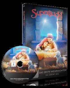 DVD Superbuch 1. Staffel - 8. Teil  - Das erste Weihnachten