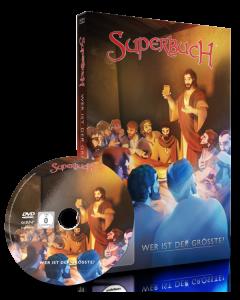 DVD Superbuch 1. Staffel - 10. Teil  - Wer ist der Grösste?