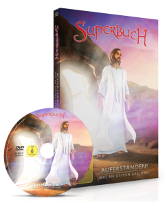 DVD Superbuch 1. Staffel - 11. Teil  - Auferstanden