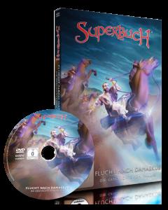 DVD Superbuch 1. Staffel - 12. Teil  - Flucht nach Damaskus