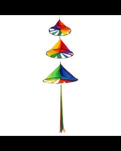 Hexenhut Triple RAINBOW