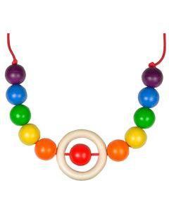 Kinderwagenkette mit Ring