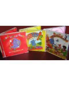 (CD) Psalty-Set 1-3
