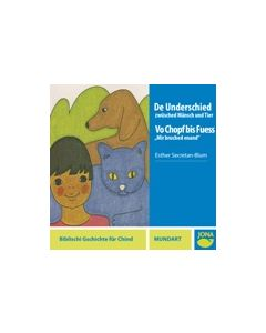 (CD) De Underschied / Vo Chopf bis Fuess
