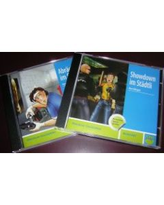 (CD-Set Teil 1 & 2) Abrächnig / Showdown